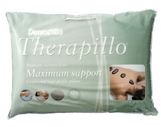 Dunlopillo: 'The Natural Way To Sleep'
